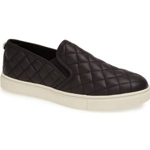 Steve Madden Ecentrq Quilted Sneakers